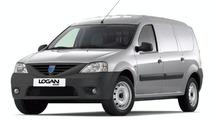 Dacia Logan Van Revealed