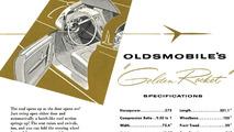 1956 Oldsmobile Golden Rocket
