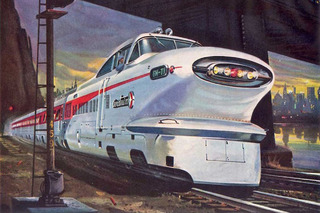 The GM Aerotrain: A Project Gone off the Rails