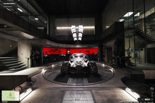 You Can Check Out Batman's Batcave on Google Street View