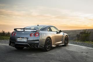 2017 Nissan GT-R Gets a Slight Price Hike
