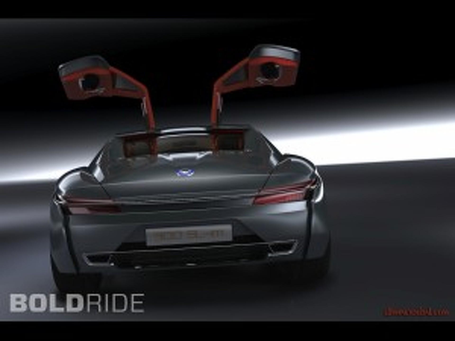 Unveiled: French Designer Creates the Retro-Inspired 2015 300 SL