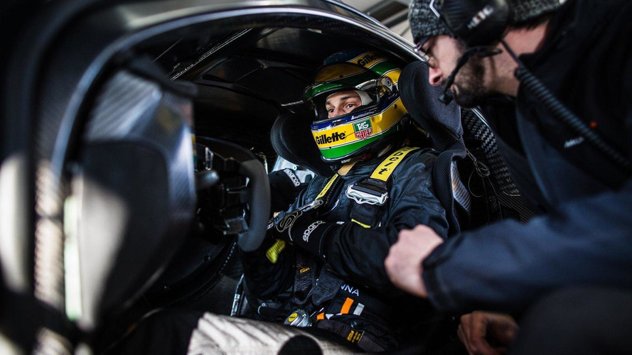 Bruno Senna to become a mentor to McLaren P1 GTR owners [video]