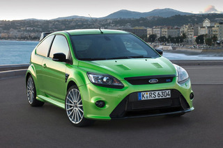 Finally! Ford Focus RS Coming to America