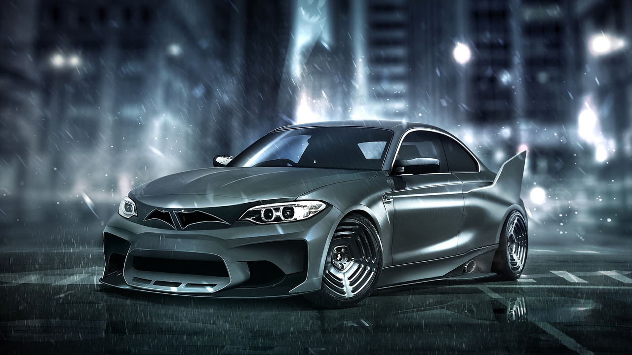 Batman - BMW M2