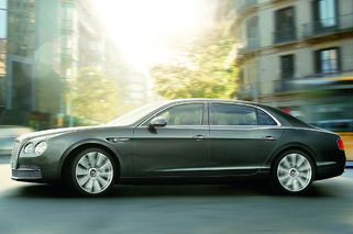 2014 Bentley Flying Spur: Post-Continental