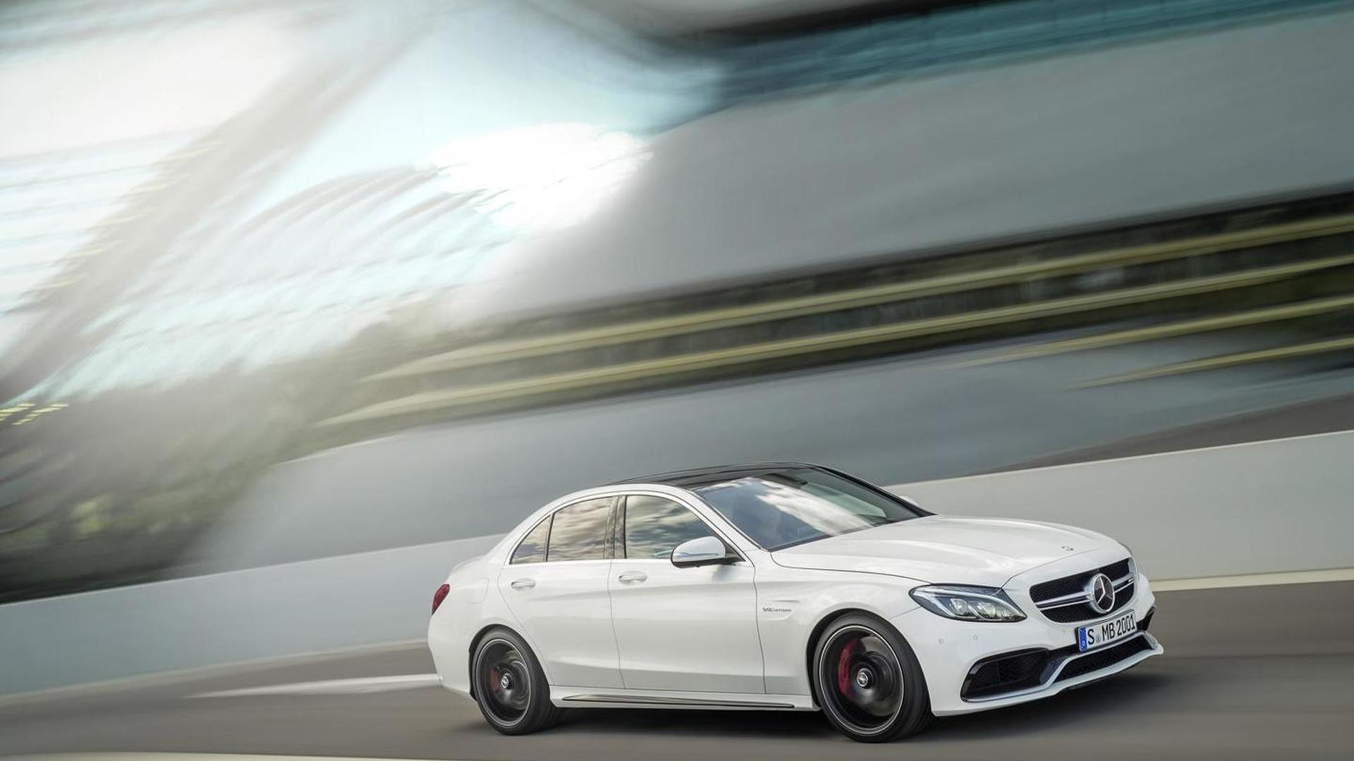 Mercedes C63 AMG pricing announced (US)