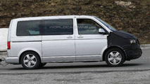 Volkswagen T6 spy photo