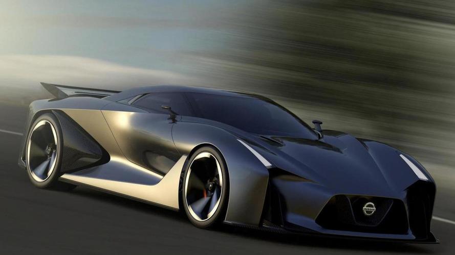 Next-gen Nissan GT-R could get 784 bhp hybrid powertrain