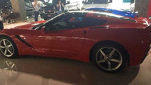 Chevrolet Corvette costs up to 282,000 USD in China's grey market