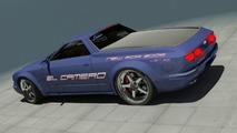 Chevrolet El Camero, a Camaro-Based Coupe Utility