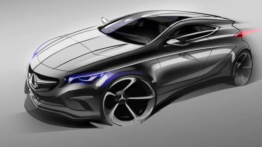 2013 Mercedes A-Class teased yet again