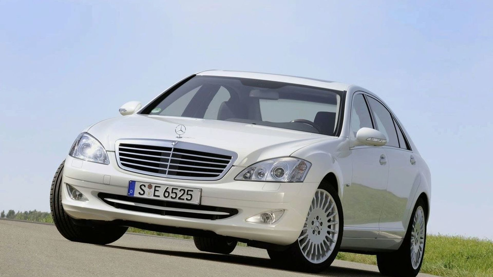 Mercedes-Benz S 250 CDI BlueEfficiency cometh - First ever 4-cylinder S-Class