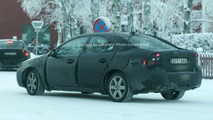 New Volvo S 80 Spy Photos