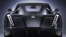 Maybach Exelero Back