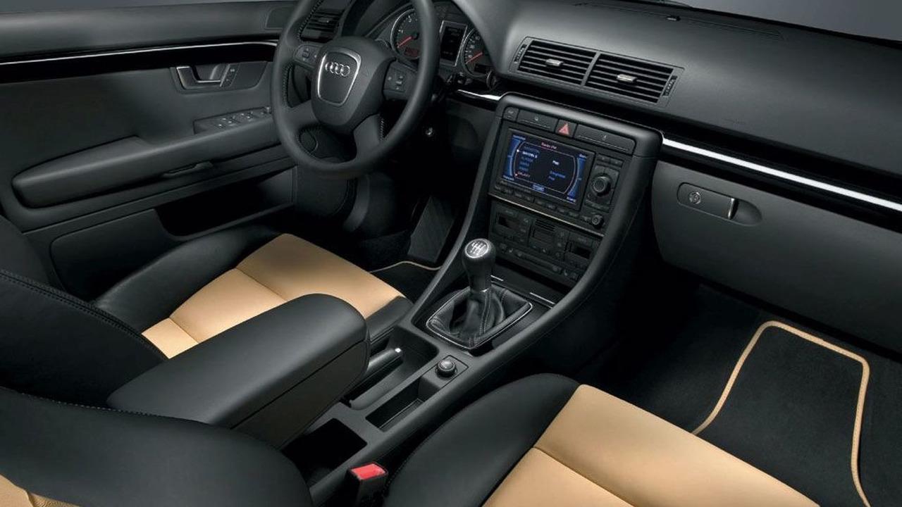 Audi Allroad quattro Exclusive interior