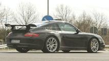 New Porsche GT3 RS spy photos