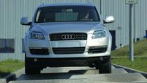 Audi Q7 Production in Full Swing