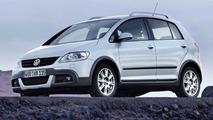 Volkswagen Golf Plus Dune Limited Edition (UK)
