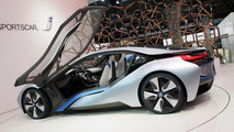 BMW i8 concept at Frankfurt - 15.9.2011