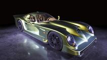 Panoz restores unique road-legal Esperante GTR-1 to its former glory for Dubai Motor Show