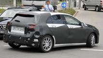 Mercedes A-Class Cabrio coming in 2014 - report