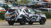 2013 Range Rover spy photos - 8.7.2011