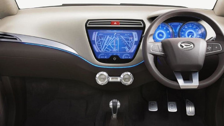 Daihatsu A-Concept revealed in Indonesia