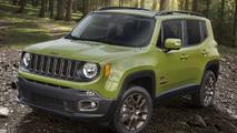 Jeep Renegade 75th Anniversary Edition