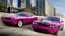 2010 Dodge Challenger Furious Fuchsia Edition