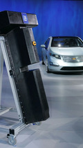 Chevrolet Volt Li-ion battery packs to be manufactured by LG Chem