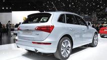 Audi Q5 Hybrid powers into Geneva [videos]