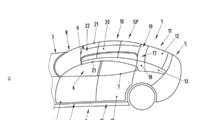 New Porsche Panamera Alleged Patent Sketches Show Alternative Design Principles