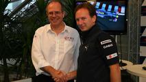 New team manager for Williams, new sponsor for Red Bull