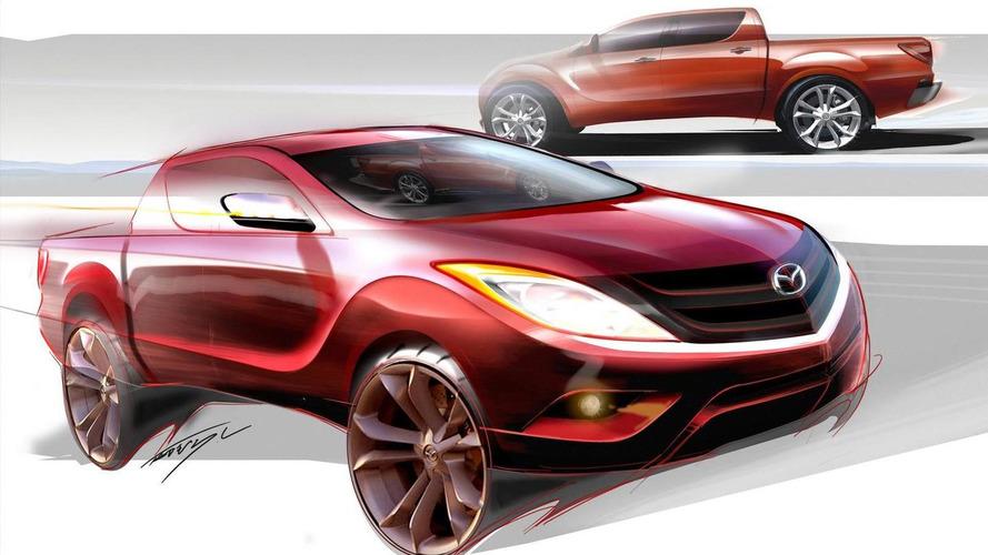 2011 Mazda BT-50 Pickup - First Details
