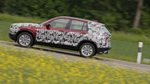pre productions 2011 BMW X3