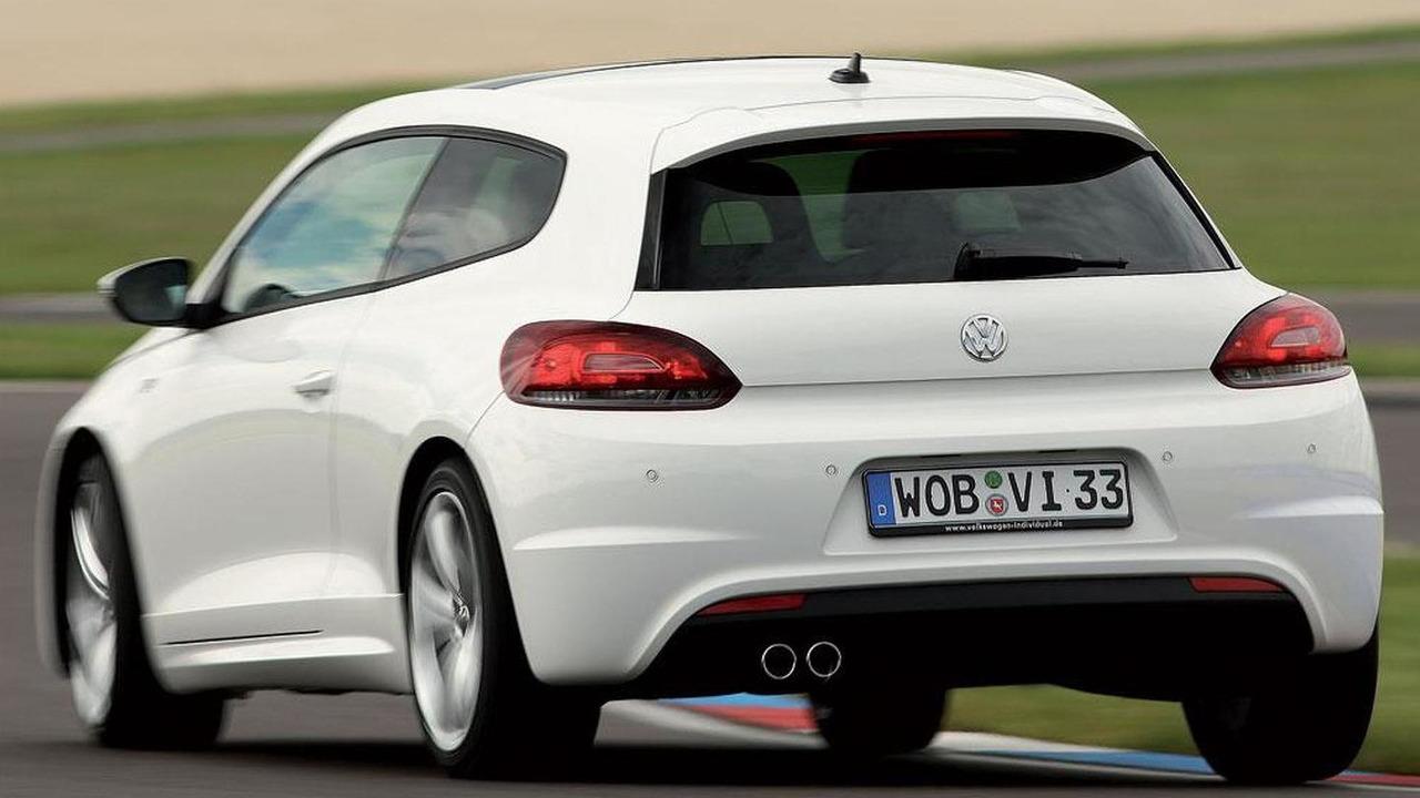 2010 VW Scirocco R Line