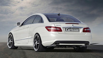 Carlsson Previews CK50 based on Mercedes E 500 E-classe Coupe (C 207)