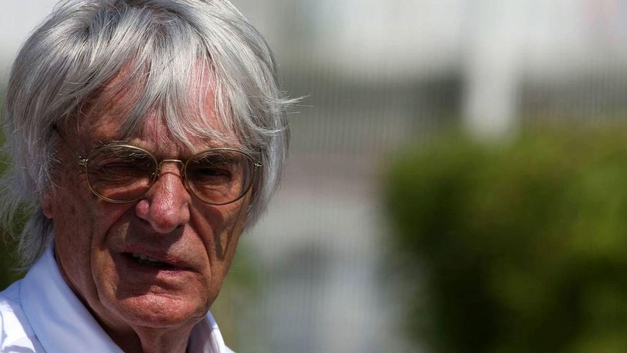 Bernie Ecclestone (GBR), President and CEO of Formula One Management, European Grand Prix, Sunday, 24.08.2008 Valencia, Spain