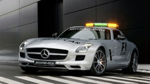 Mercedes-Benz SLS AMG Official F1 Safety Car 26.02.2010