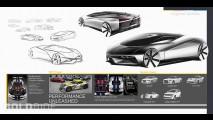 SRT Halo Hypercar Concept