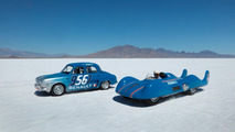 Renault returns to Bonneville after 60 years, breaks another speed record