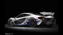 McLaren P1 MSO Inspired by Alain Prost