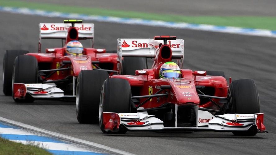 Ferrari welcomes move to scrap team orders
