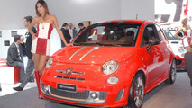 Abarth 695 Tributo Ferrari Unveiled in Frankfurt