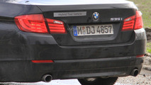 BMW 5-Series hybrid spied 13.12.2010