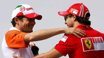 Force India expects Ferrari to move on Fisichella