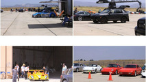 Panamera Commercial with Classic Porsches: Behind the Scenes - 1024