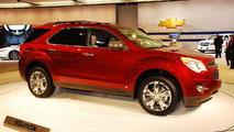 2010 Chevrolet Equinox Pricing to Start at $23,185