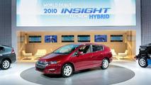 2010 Honda Insight hybrid